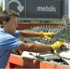scrap metal for money