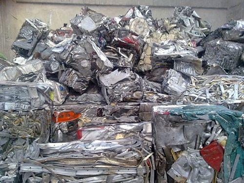 scrap metal per ton