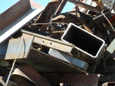 steel scrapmetal